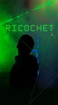 Photo of RICOCHET at VIVID Light Walk in Sydney
