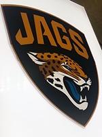 Photo of Jacksonville Jaguars identity