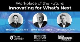 Kolar Design Hosts Workplace of the Future: Innovating for What's Next