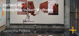 KNOWHERE: Finding Ways to Teach Wayfinding