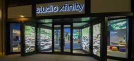 Comcast Studio Xfinity store