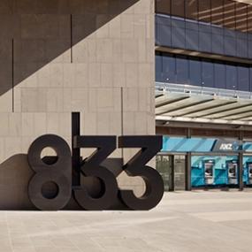 ANZ Centre, ANZ, Fabio Ongarato Design, HASSELL, Lend Lease Design