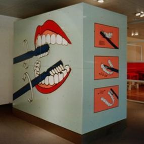 ArboNed Office Interiors, Bureau Mijksenaar