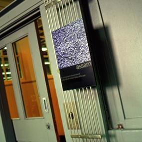 Bushells Tea Warehouse Signage, Dimension Data, Emery Vincent Design