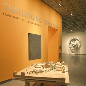 Challenging Structure, Cleveland Museum of Art