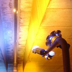 Chroma Streams: Tide and Traffic, Glasgow City Council, Leni Schwendinger Light Projects Ltd.