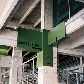 Docks en Seine, Icade, Nicolas Vrignaud