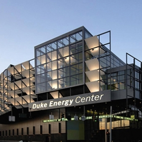 Duke Energy Center, City of Cincinnati Department of Transportation and Engineering, Sussman/Prejza & Company, LMN Architects