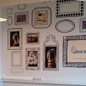 Fake Art Museum, Andalou University, Turkey, Ceyda Artun and Dilek Erdogan