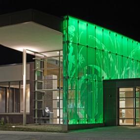 First National Bank, Metro Crossing Branch, RDG Planning & Design