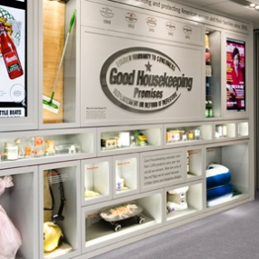 Good Housekeeping Institute Exhibit, Hearst Corporation, C&G Partners