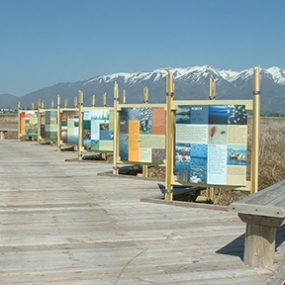 Great Salt Lake Shorelands Preserve, The Nature Conservancy, Utah, Sea Reach Ltd.