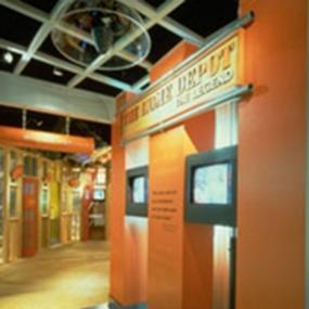 The Home Depot - The Legend, Caribiner International