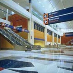 Laredo International Airport, HOK Graphics