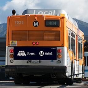 Metro Opposites Campaign, Los Angeles County Metropolitan Transportation Authority, Metro Creative Services