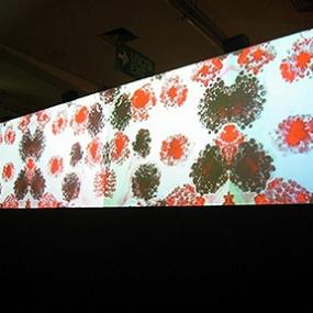 Milan Installation, Interni Milan and Adam Tihany, KSK Studios