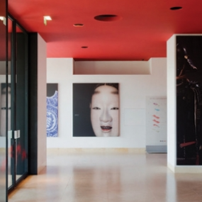 Museu Fundação Oriente, JLCG Arquitecto, P-06 Atelier
