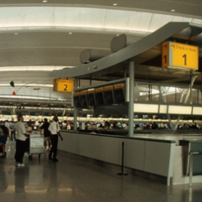 NY & NJ Airports, Port Authority of New York and New Jersey, Bureau Mijksenaar, Chermayeff & Geismar