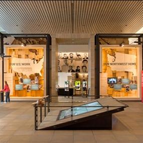 Bill and Melinda Gates Foundation Visitor Center