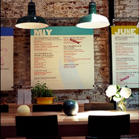 The Savvy Gourmet, Zande+Newman Design