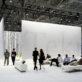 Teknion IIDEX Exhibit 2009, Teknion, Vanderbyl Design