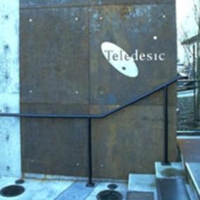 Teledesic Headquarters, NBBJ Graphic Design