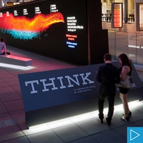 Think: An Exploration Into Making The World Better, IBM, Ralph Appelbaum Associates, SYPartners, Mirada