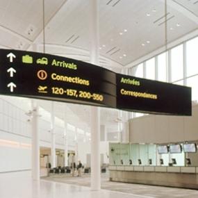 Lester B. Pearson International Airport, Greater Toronto Airport Authority, Pentagram