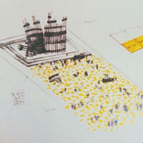 World Trade Center Memorial, Rocky Mountain College of Art & Design, Carrie Helle