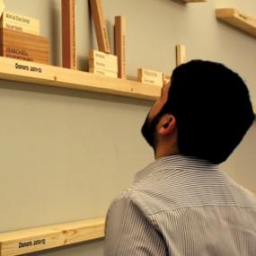 Book Shelf, Ashkal Alwan, Lebanese Association of Plastic Arts, PenguinCube SAL