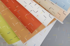 New Wallcoverings and Textiles from Designtex