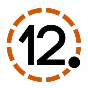 12-Point SignWorks. Logo