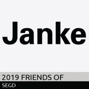 2019 Friends of SEGD - Janke