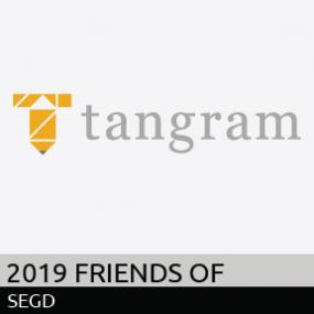 2019 Friends of SEGD- Tangram Design