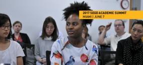 2017 SEGD Academic Summit
