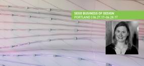 See Julie Beeler at 2017 SEGD Business of Design