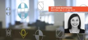 Join Annelle Stotz at 2017 SEGD Wayfinding