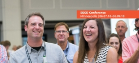 Join the party at the 2018 SEGD Conference Experience Minneapolis
