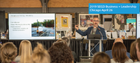 2019 SEGD Business & Leadership takes place in Chicago on April 26.