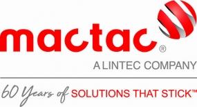 Mactac® Celebrates 60 Years (image: anniversary logo)