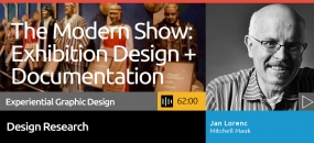 Click to Access SEGD's Podcast The Modern Show - Exhibition Design and Documentation