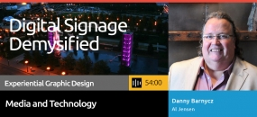 Click to Access the Dynamic Digital Signage Demystified Podcast