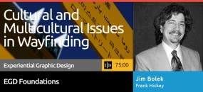 Cultural and Multicultural Issues in EGD, Jim Bolek