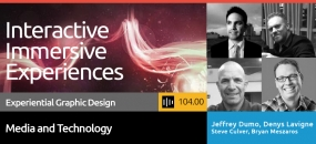 Click to find out more about the SEGD Podcast Immersive engagements and experiences