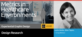 An overview of the current state of the healthcare industry with a focus on how regulatory measurements have shifted to align healthcare design practice with the measurable effectiveness of facility performance and overall patient/user satisfaction.