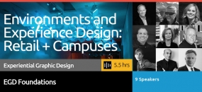 Click to read more about the SEGD Podcast Environments and Experience design in Retail and Campuses