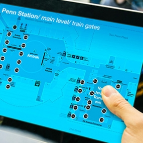 The New York Penn Station Atlas