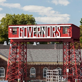 Governors Island Signage