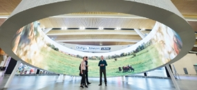 Lorem Ipsum Corp. at Platov International Airport