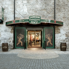 Jameson Distillery Bow St.